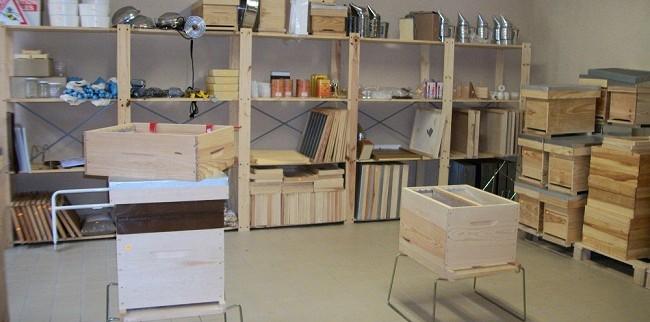 apiculture, vente des matériels